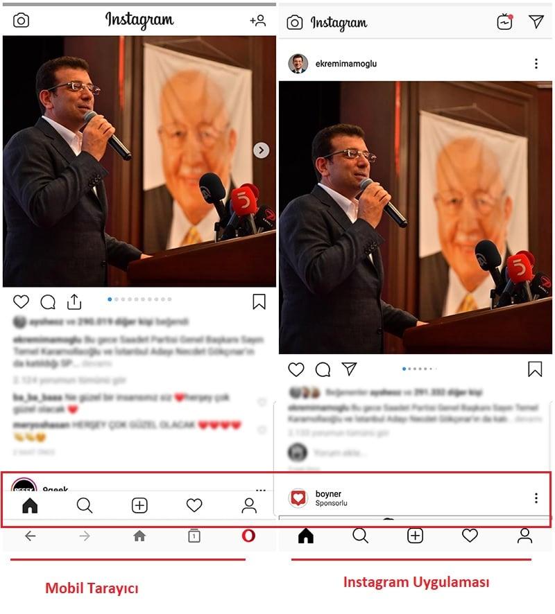 instagram reklam engelleme