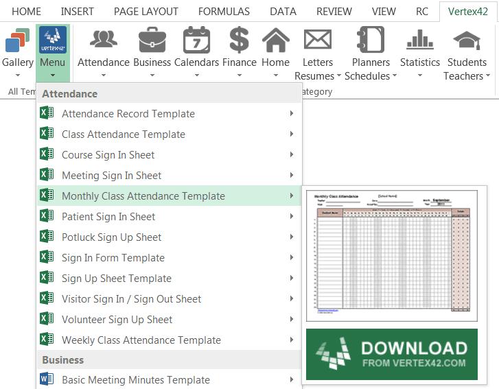ücretsiz office şablonları